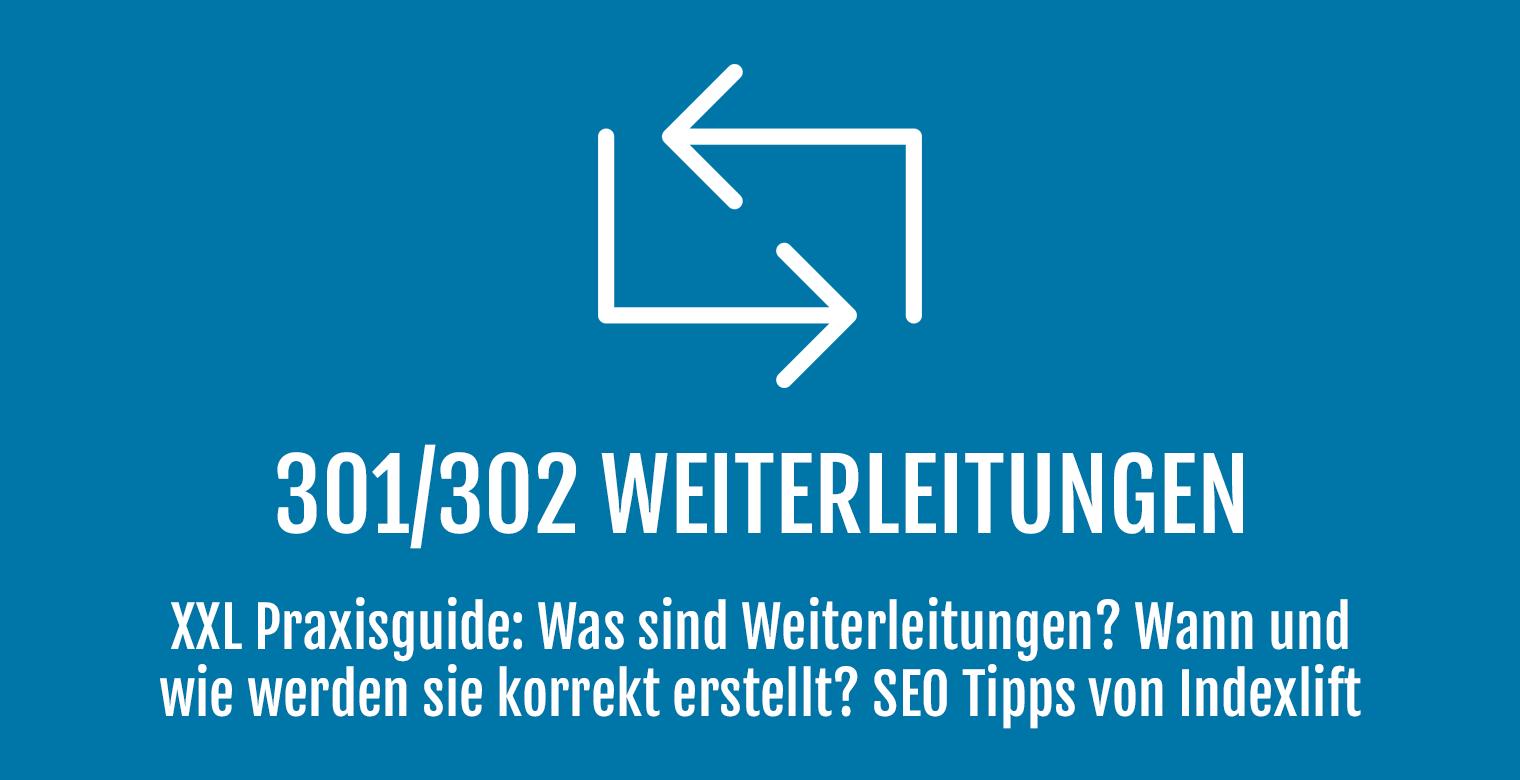 301 Weiterleitung/Redirect - Header