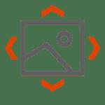 Bildformat - Icon