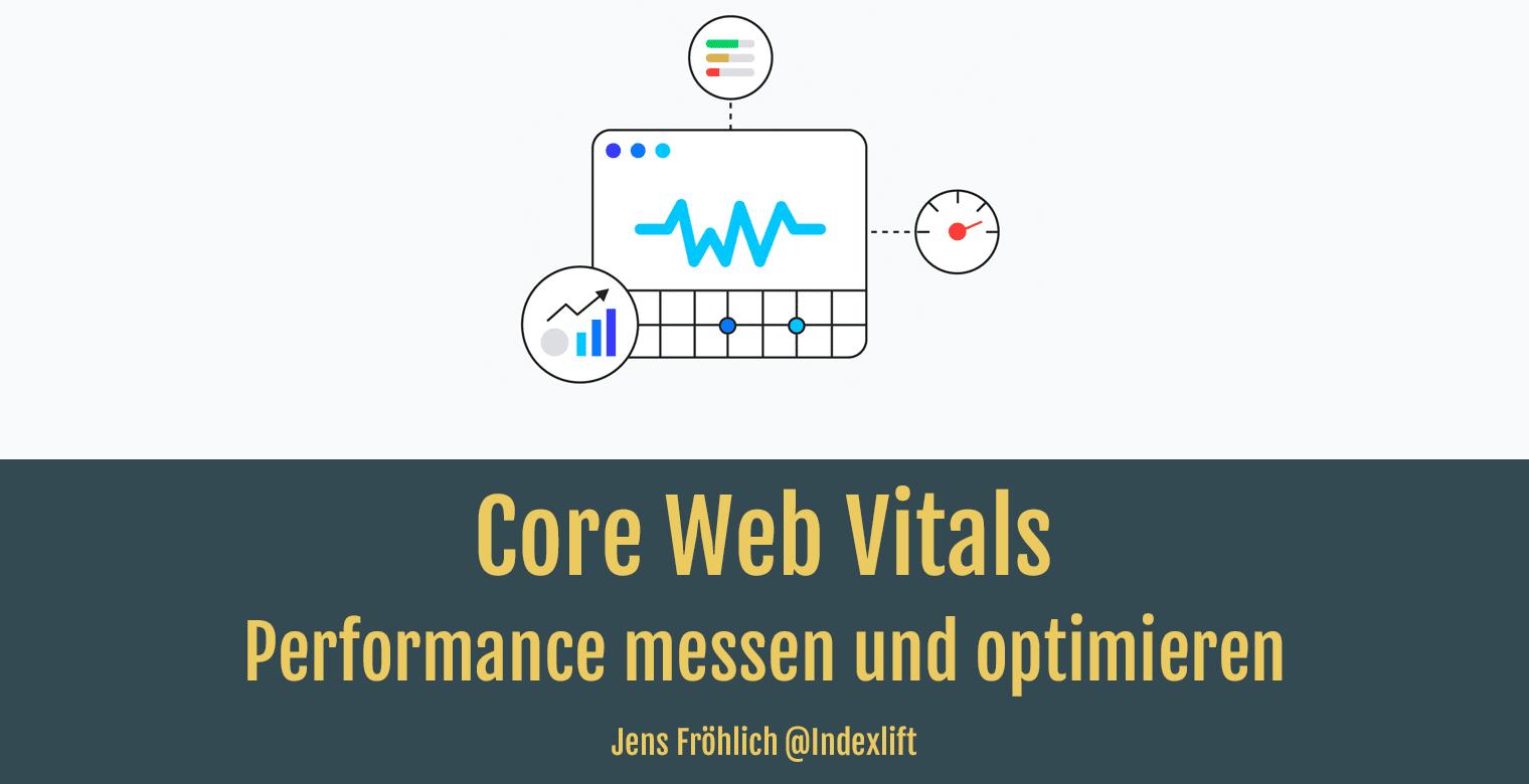 Page Experience & Core Web Vitals - Titelbild