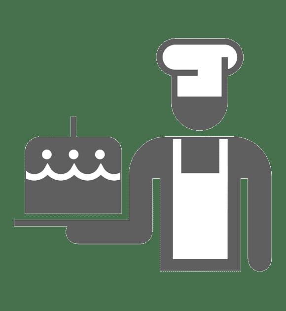 Icon Bäckerei / Konditorei