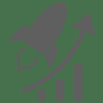 Icon: SEO-Erfolgskurve messen