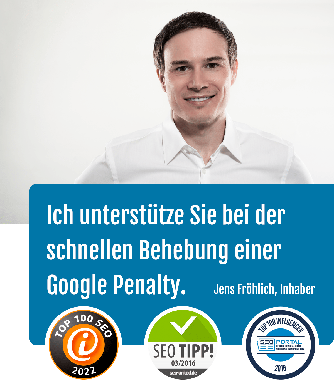 Google Penalty Beratung von Indexlift
