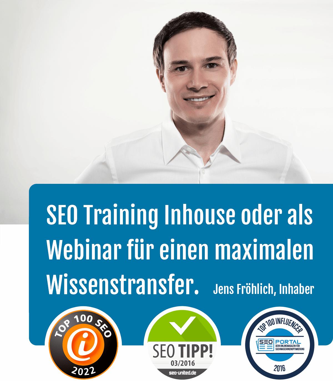 SEO Training von Indexlift