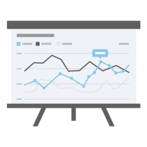Diagramme-Charts - Illustration
