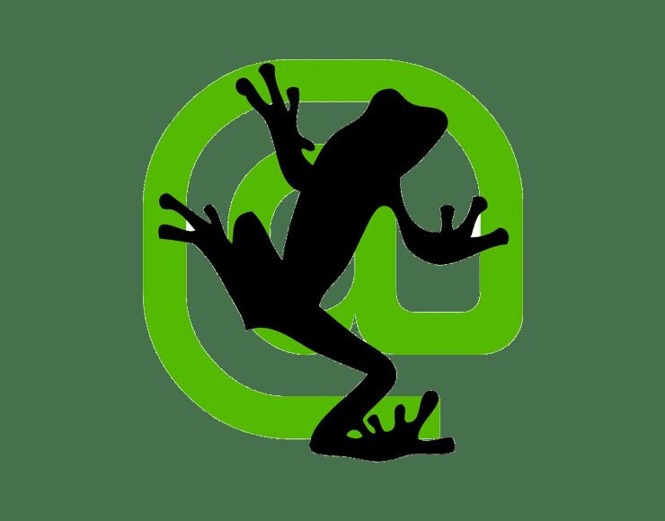 Screaming Frog Markenbild - Teaser