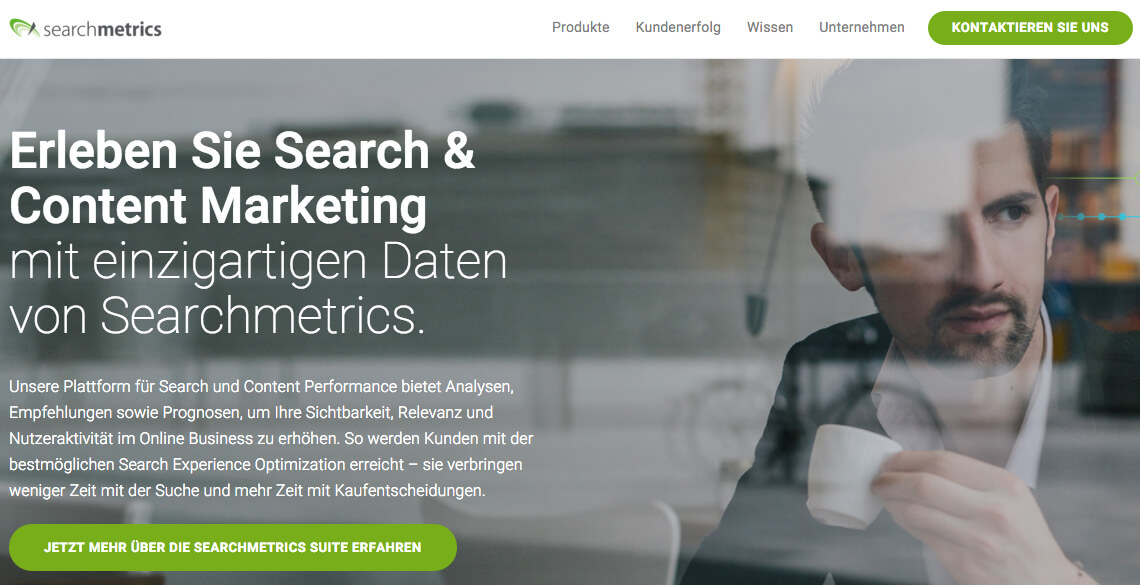 Searchmetrics Suite