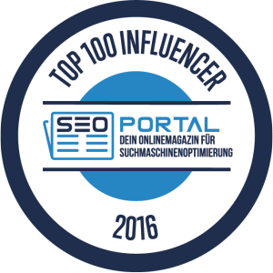 Top 100 Influencer 2016 - Siegel